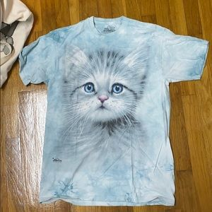 Other - Graphic cat t-shirt